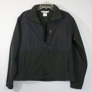 Columbia Women's Black Fleece Jacket Size XL